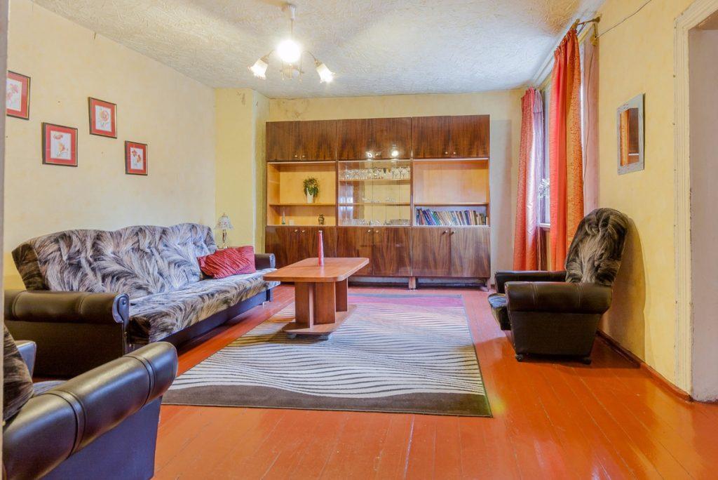 2 kambarių butas Užupyje