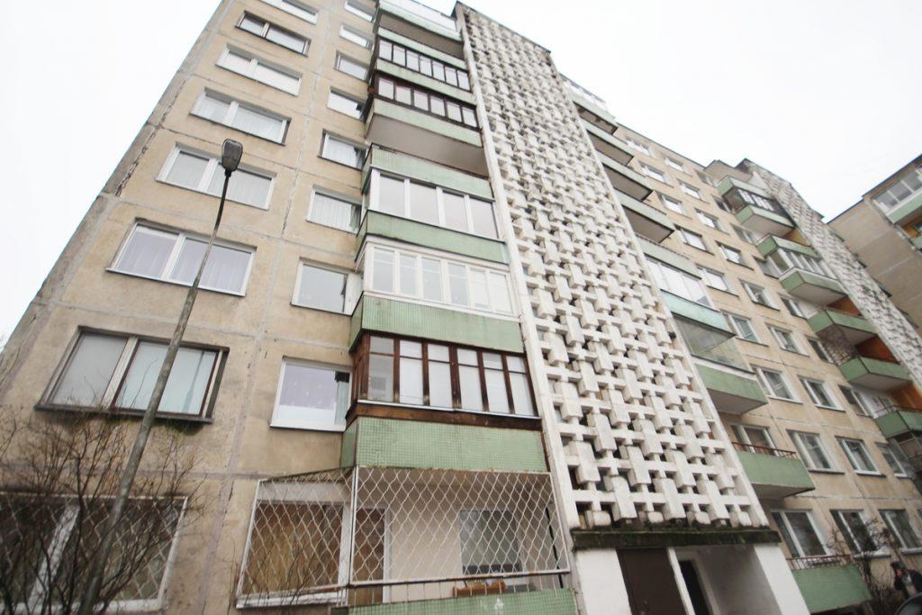 3 kambarių butas Šnipiškėse