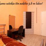 3 kambarių butas Naujamiestyje