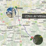 117arų sklypas Vilniaus r.