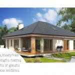 3 sklypai Skardžio g., Antežerių k., Vilniaus r.